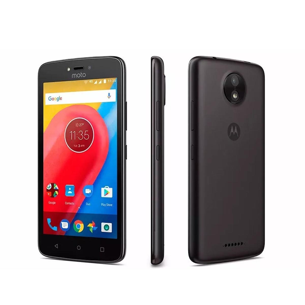 Motorola Moto C 8gb Negro – C E Online – Celulares 02e7d79dbcf7